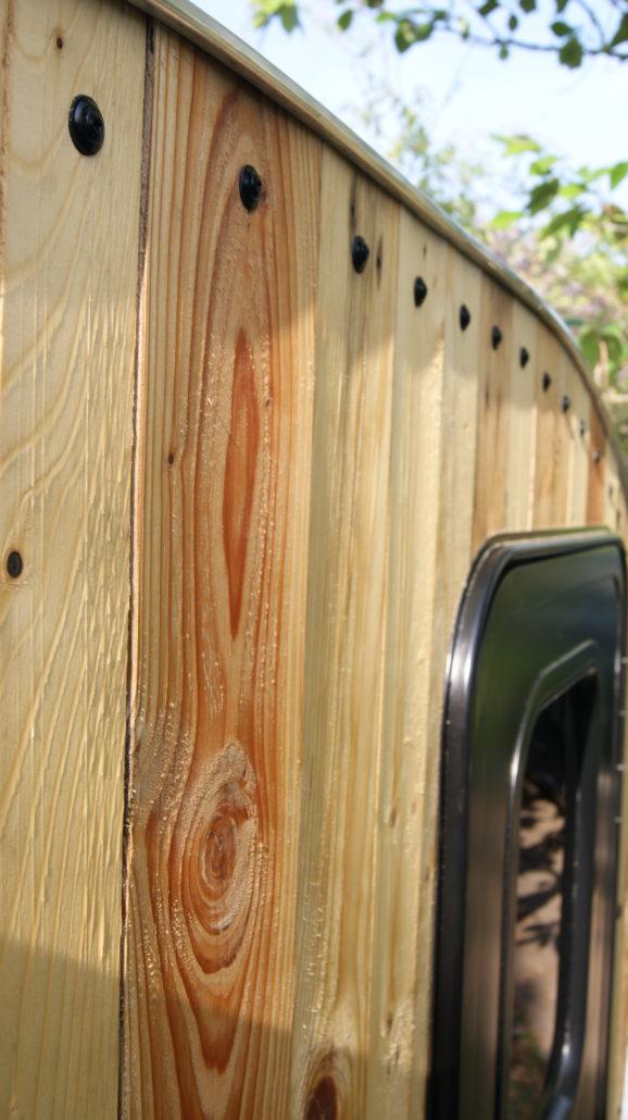 teardrop ma cabane du canada en bois de palette