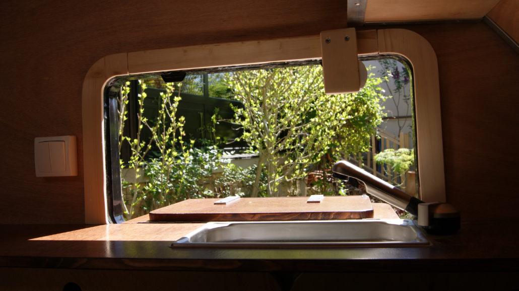 teardrop ma cabane du canada cuisine exterieure